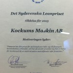 Diplom Leanpris